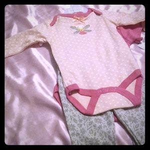 Baby gear 3 piece set